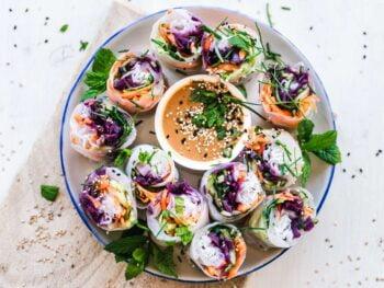 korean-vegan-food-kimbap